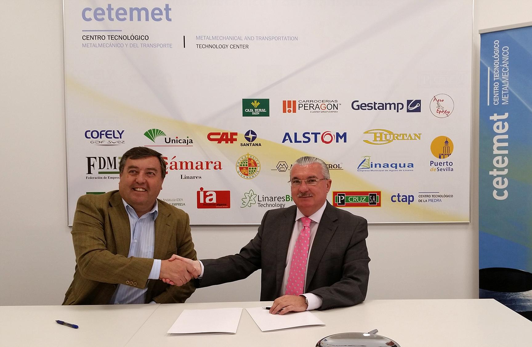 2016-04-20 Firma acuerdo entre Innovarcilla y Cetemet - copia