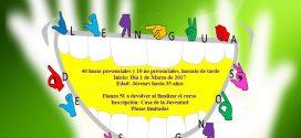 Concurso para el cartel de fiestas.   Cursos para jóvenes