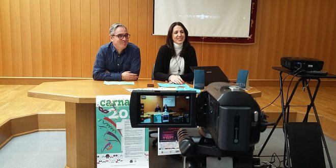 PRESENTACIÓN OFICIAL DEL CARNAVAL 2017