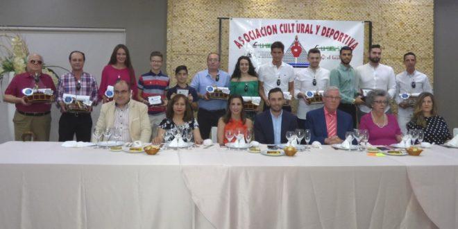 Los Amigos del Deporte celebraron  su XXIII   Gala del entrega de premios.