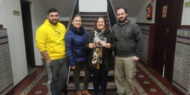 """MARÍA JOSEFA TORRES GANA EL II CONCURSO DE """"SELFIES""""  NAVIDEÑOS"""