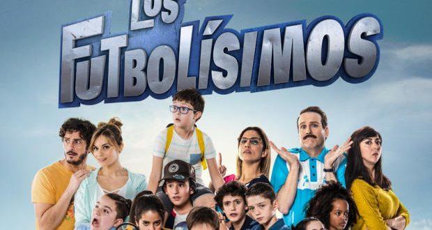 la película LOS FUTBOLISIMOS  en la casa de la Cultura el próximo domingo 27 de enero