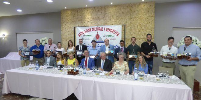 XXV gala de entrega de premios a deportistas locales y provinciales.