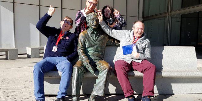 La Asociación de Familiares y Amigos de Personas con Discapacidad Intelectual (AFAMP) recibe un  prestigioso galardón de la Junta de Andalucía,