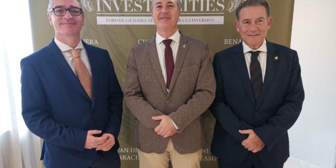 Bailén , Guarromán y Linares presentan en Madrid «Puerta de Andalucía»