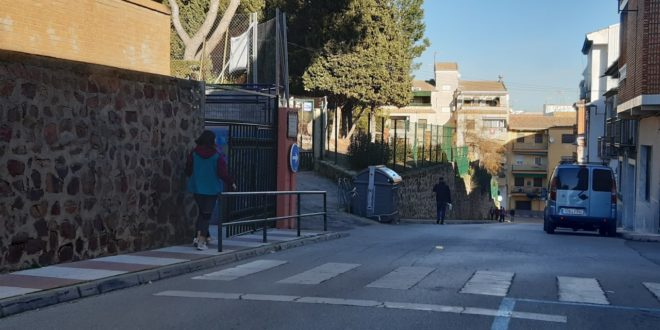 NUEVOS PASOS DE PEATONES  ELEVADOS EN LA CIUDAD.