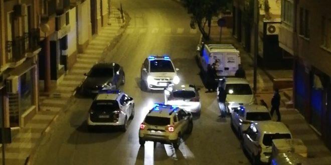 La Policía Local de Bailen procedió la noche del lunes 16 a la identificación de dos sospechosos