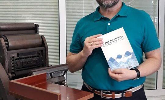 Nueva obra literaria del poeta local José Romero