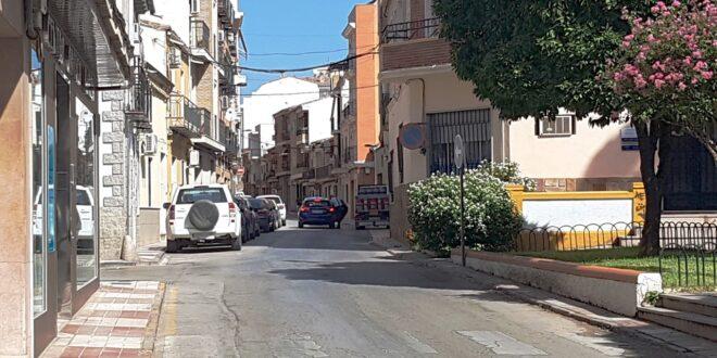 El lunes 23 de agosto 2021  comenzarán los trabajos previos a las obras en la calle María Bellido